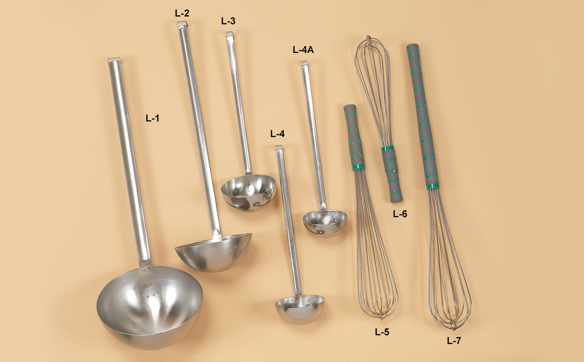 Hilliard's Chocolate Ladles & Whips