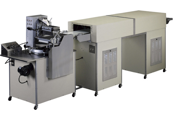 Hilliard's Compact Coater Chocolate System