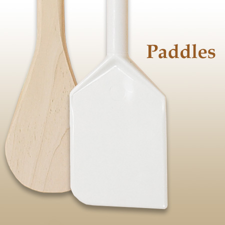 Chocolate Paddles