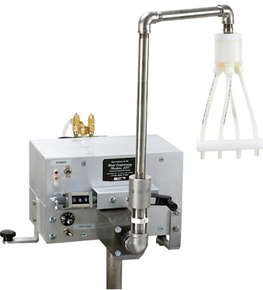 Hilliard's Peppy Pump Jr. Chocolate System