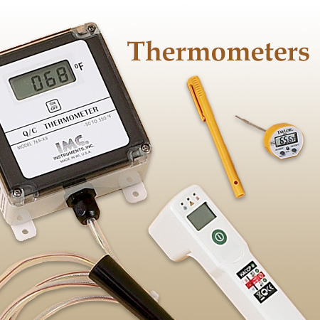 Chocolate and Candy Thermometers