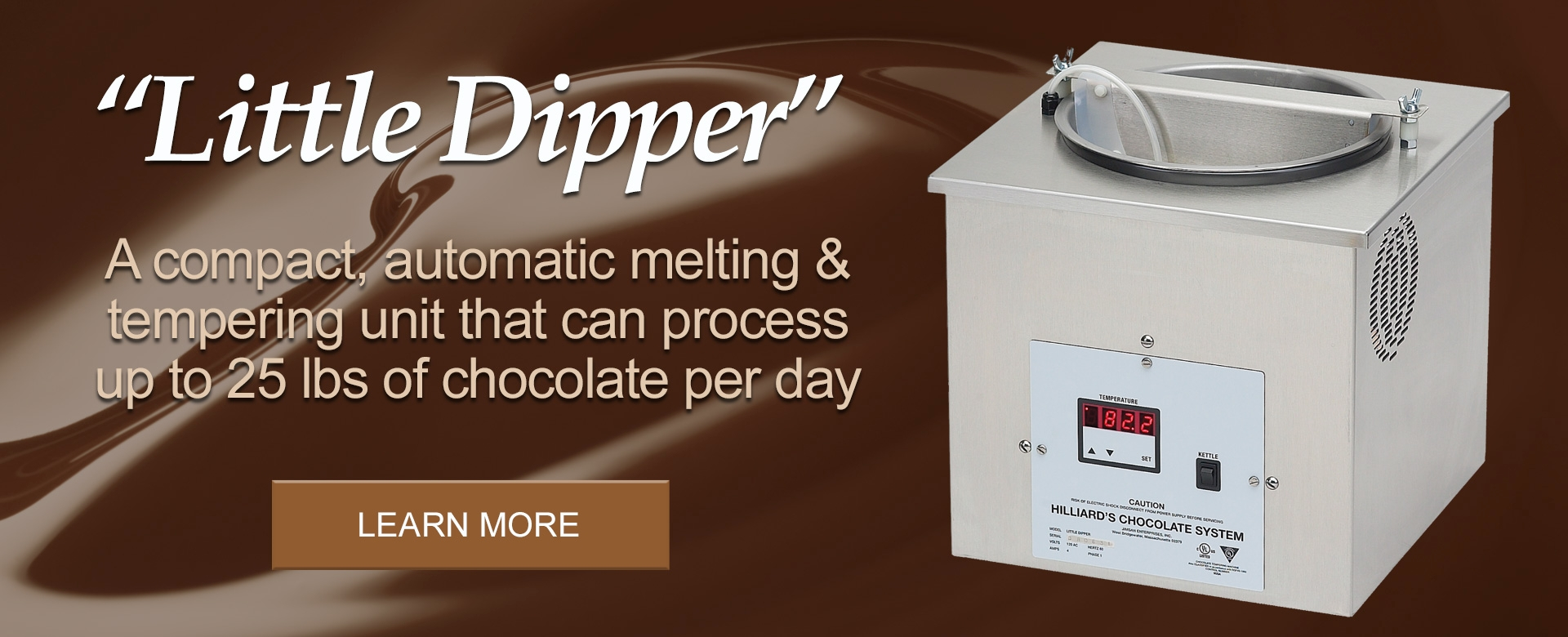 Hilliards Chocolate Little Dipper